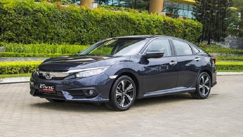 Khả năng vận hành của Honda Civic 2019...