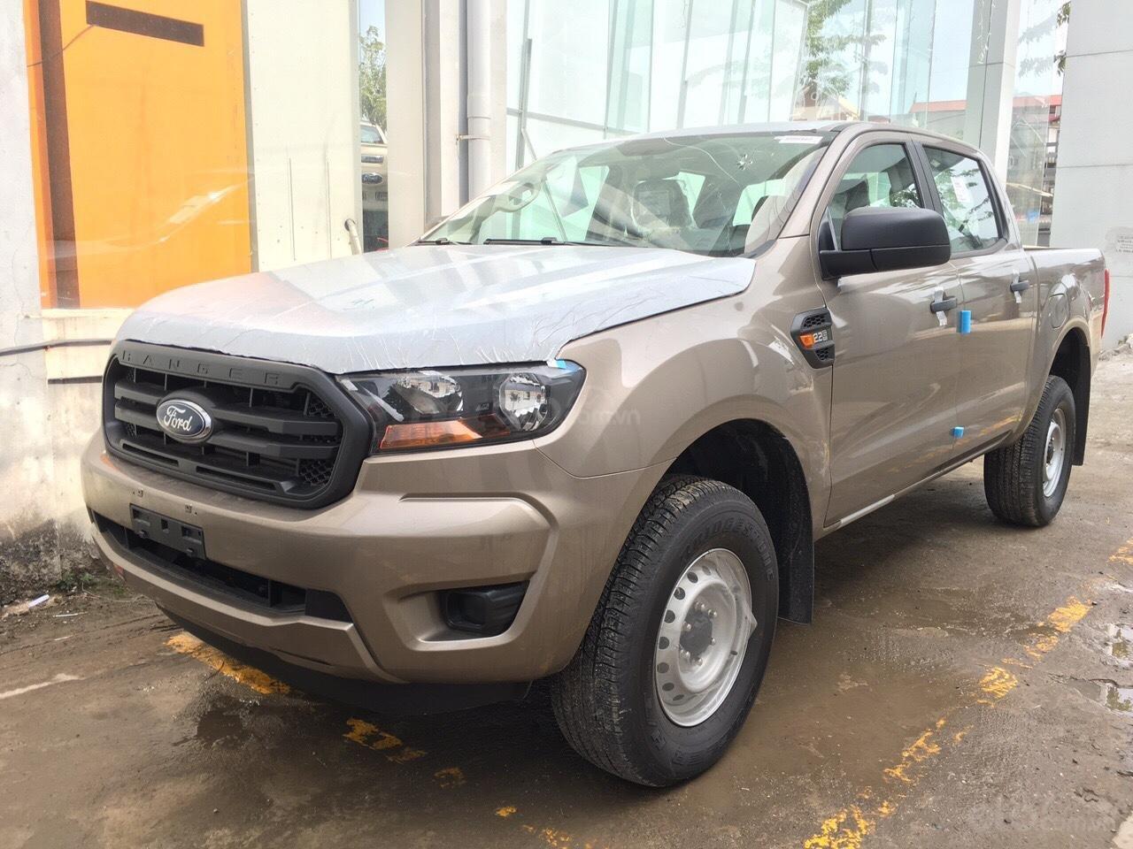 Lai Châu bán Ford Ranger XL 2.2 MT 4x4 sản xuất 2019, xe nhập giá cạnh tranh, hỗ trợ trả góp - LH 0974286009 (3)