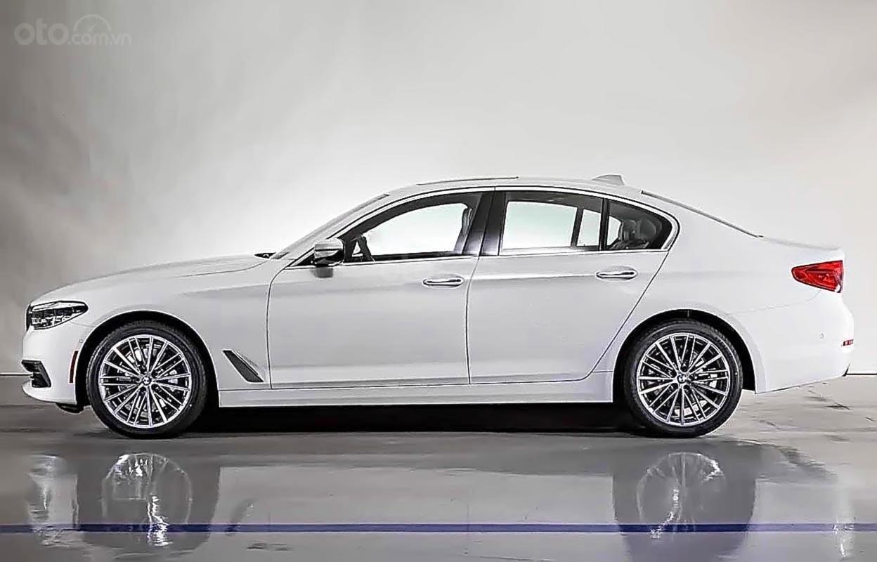 Cần bán BMW 530i Luxury Line 2.0 năm 2019, màu trắng, nhập khẩu nguyên chiếc-0