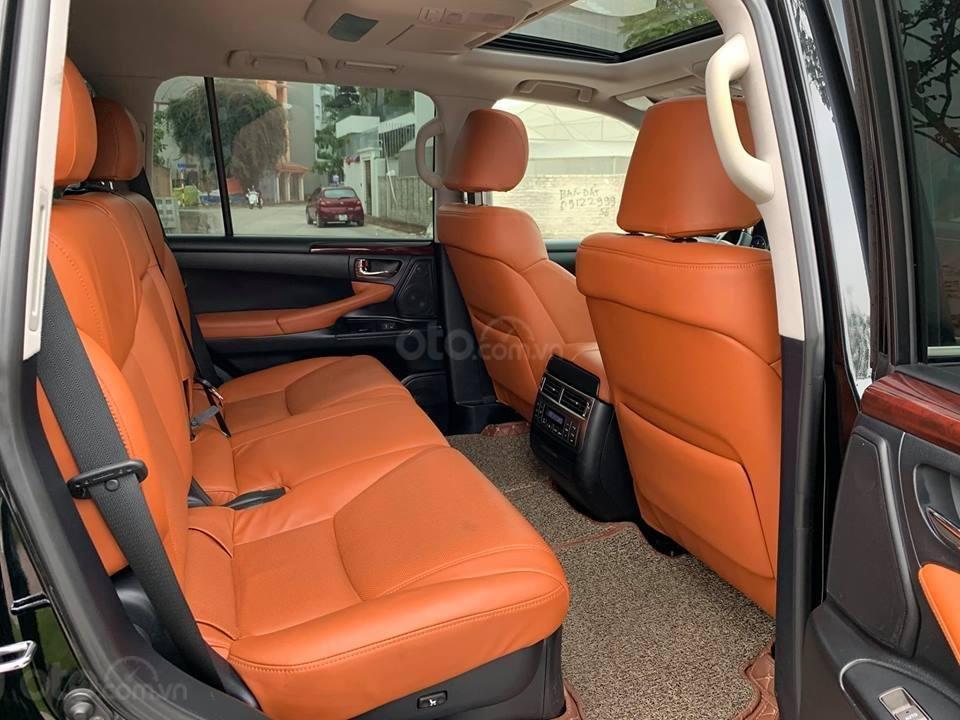 Bán xe Lexus LX570 đời 2012, Đk 2013, màu đen cực đẹp-9