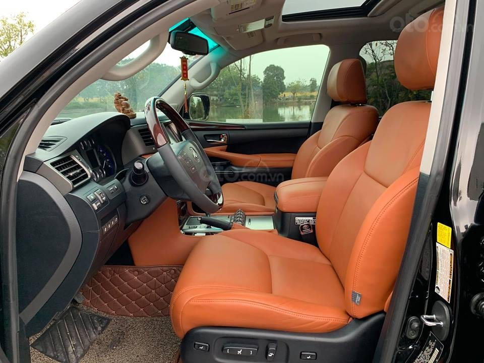 Bán xe Lexus LX570 đời 2012, Đk 2013, màu đen cực đẹp-10