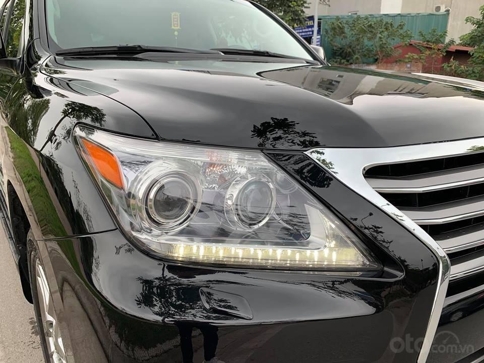 Bán xe Lexus LX570 đời 2012, Đk 2013, màu đen cực đẹp-6