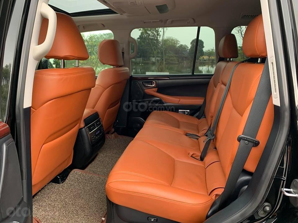 Bán xe Lexus LX570 đời 2012, Đk 2013, màu đen cực đẹp-11