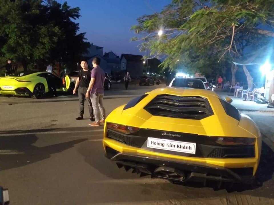 Lamborghini Aventador S LP740-4 độc tại Việt Nam
