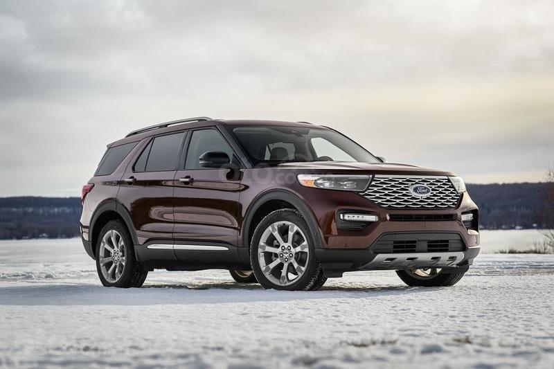 Đánh giá xe Ford Explorer 2020 về trang bị an toàn