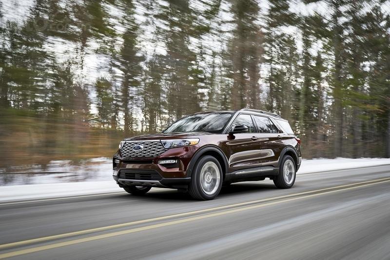 Đánh giá xe Ford Explorer 2020 về động cơ