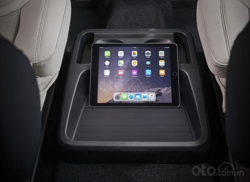 Hình ảnh nội thất của Ford Explorer 2020