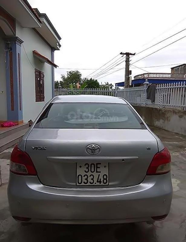 Bán Toyota Vios Limo đời 2009, màu bạc, 232tr (2)