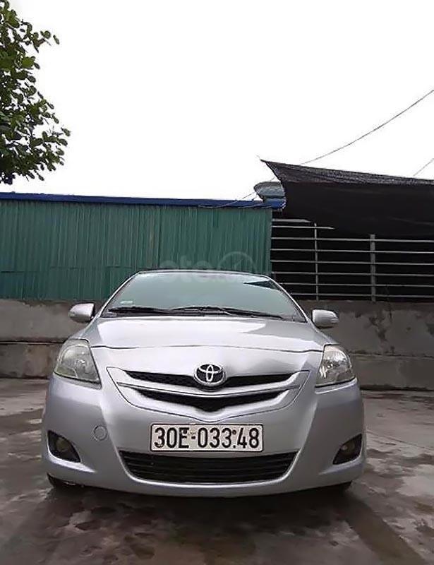 Bán Toyota Vios Limo đời 2009, màu bạc, 232tr (1)