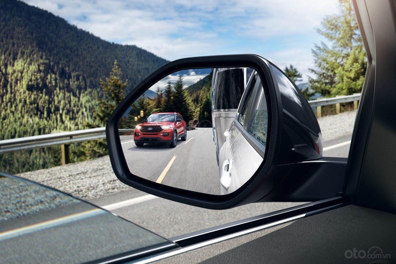 Gương chiếu hậu Ford Explorer 2020