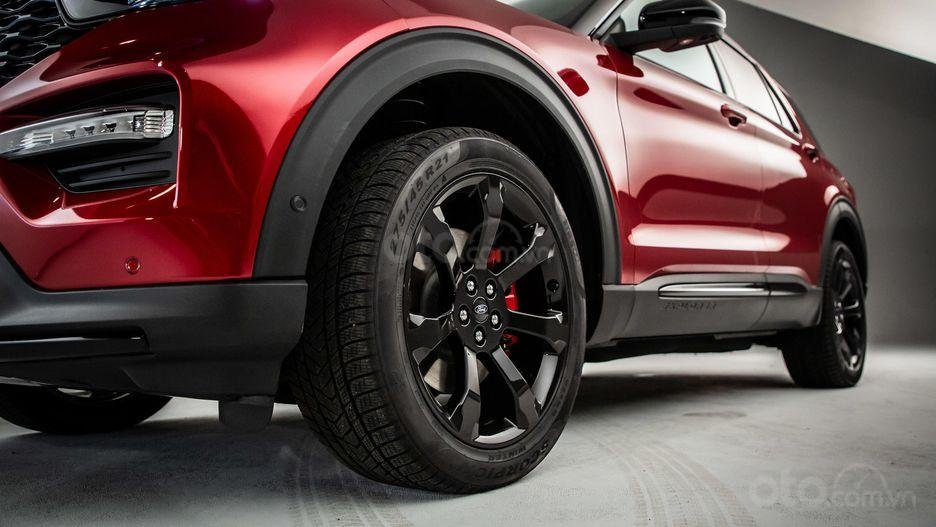 La-zăng của Ford Explorer 2020