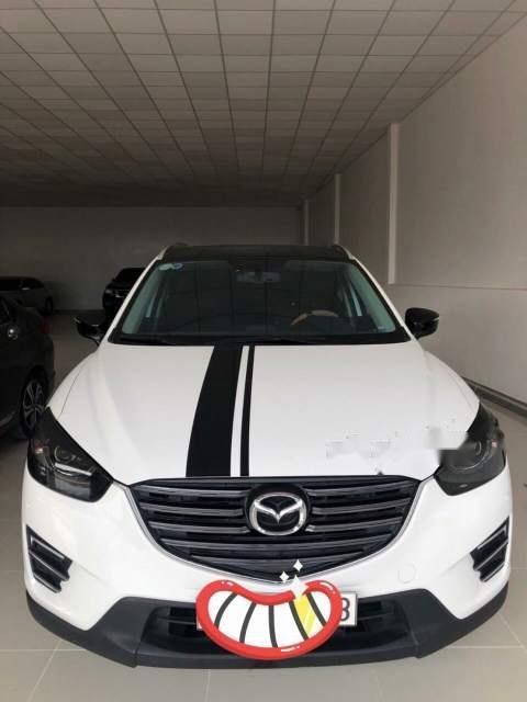 Bán ô tô Mazda CX 5 2017, màu trắng-0