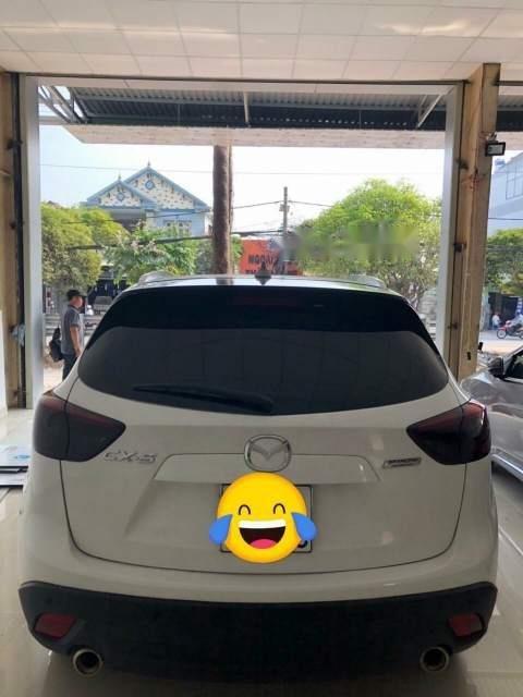 Bán ô tô Mazda CX 5 2017, màu trắng-5