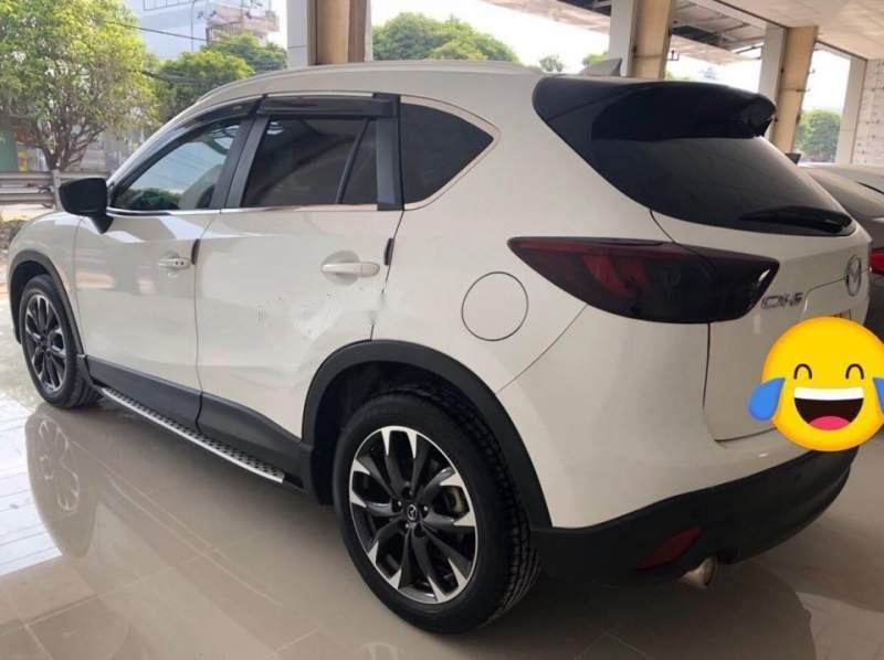 Bán ô tô Mazda CX 5 2017, màu trắng-4