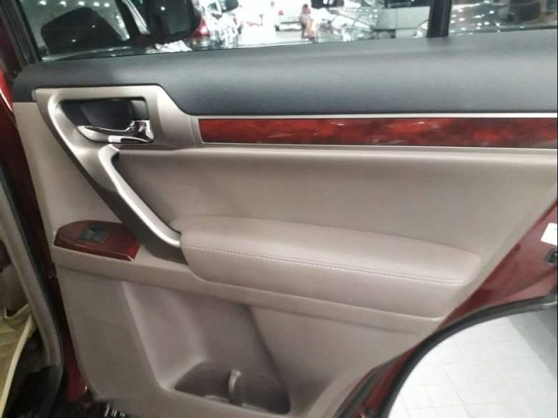 Bán xe Lexus GX 460 2009, màu đỏ, nhập khẩu (5)
