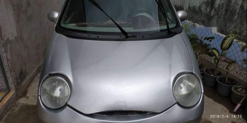 Chính chủ bán xe Chery QQ3 đời 2010, màu bạc (2)