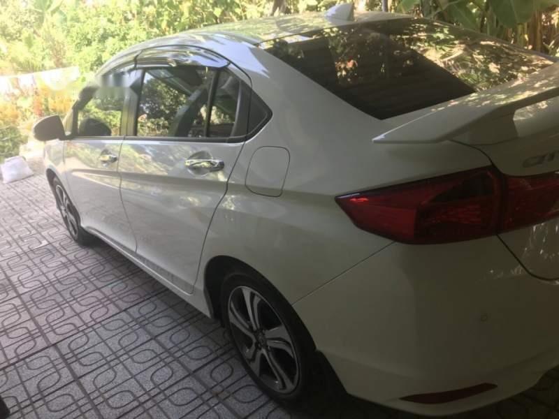 Bán Honda City sản xuất 2015, màu trắng, giá chỉ 520 triệu-3