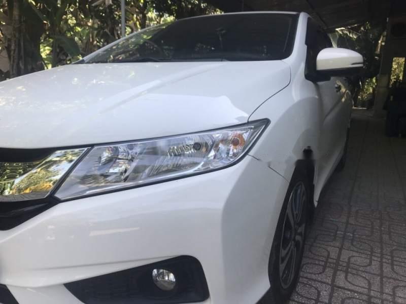 Bán Honda City sản xuất 2015, màu trắng, giá chỉ 520 triệu-5