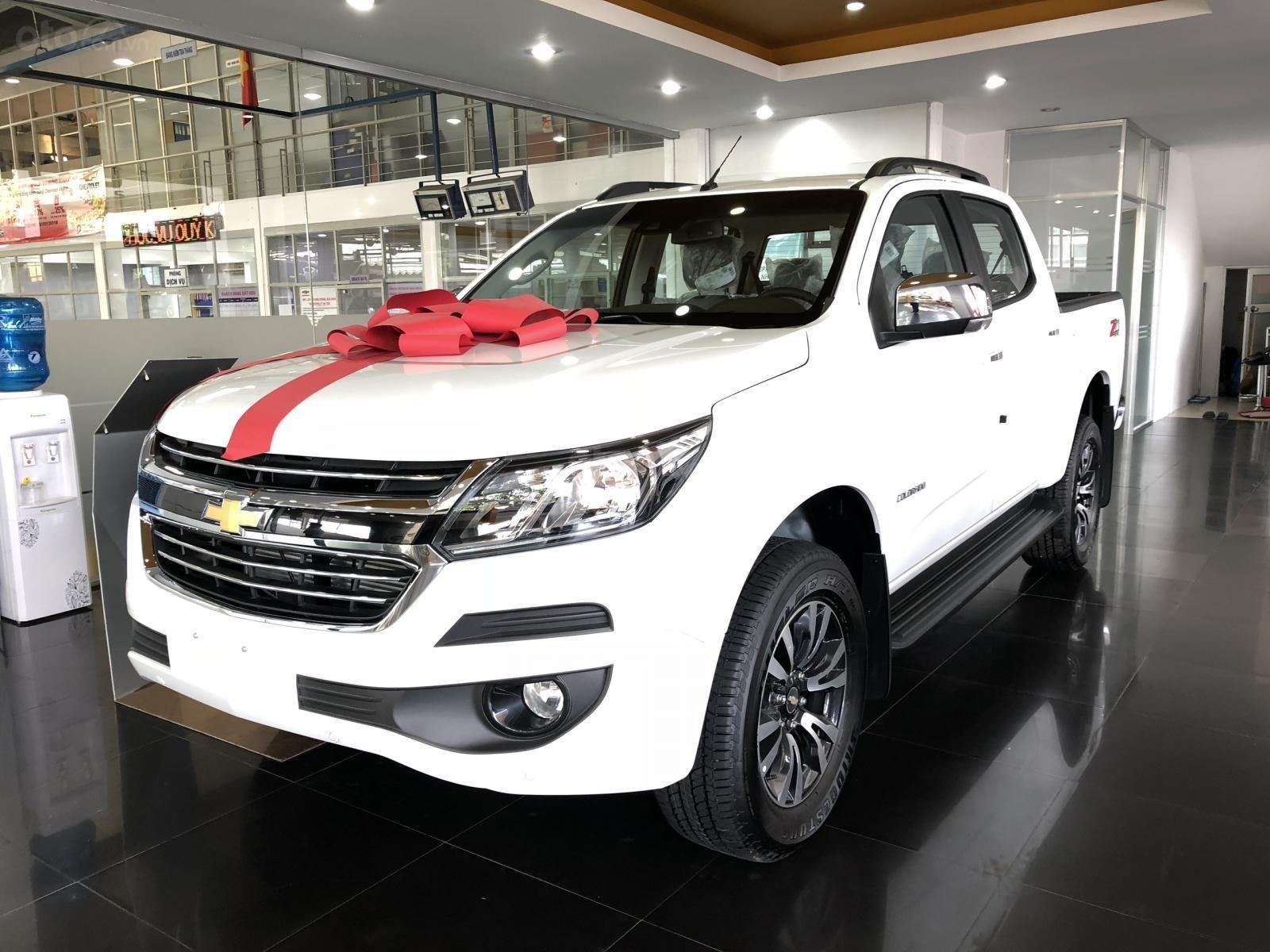 Bán Chevrolet Colorado nhập khẩu, có bán trả góp, khuyến mãi tiền mặt 50 triệu (3)