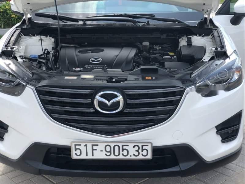 Bán Mazda CX 5 năm sản xuất 2016, màu trắng -3