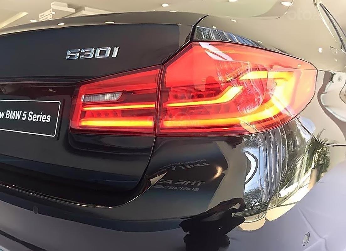 Cần bán BMW 5 Series 530i 2019, màu đen, xe nhập khẩu -1