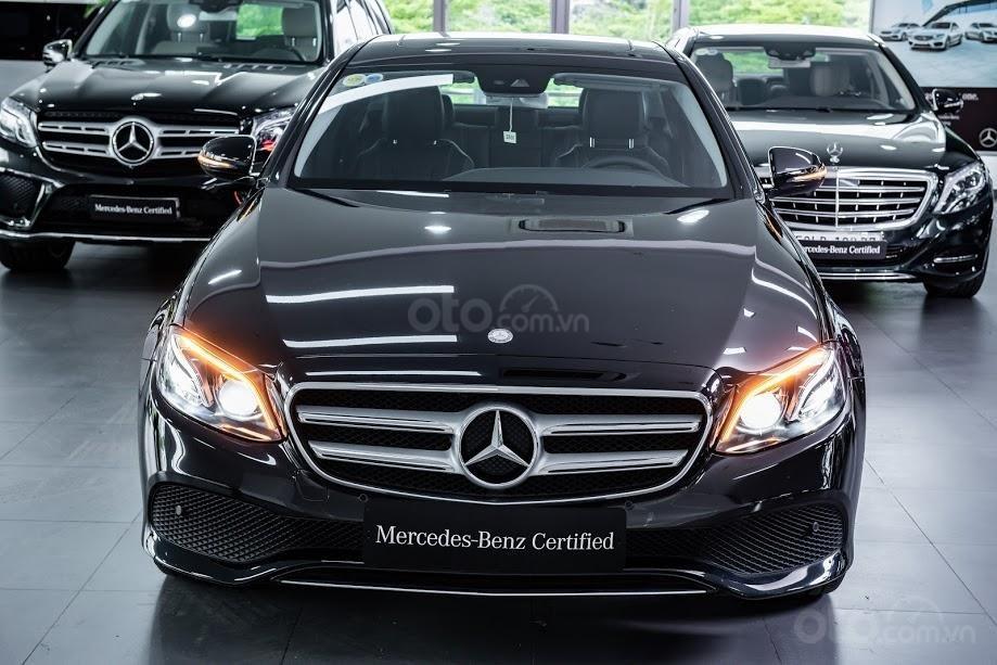 Bán xe Mercedes-benz E250, đăng ký 2018, màu đen/trắng/xanh/nâu, chỉ 2% thuế trước bạ-0