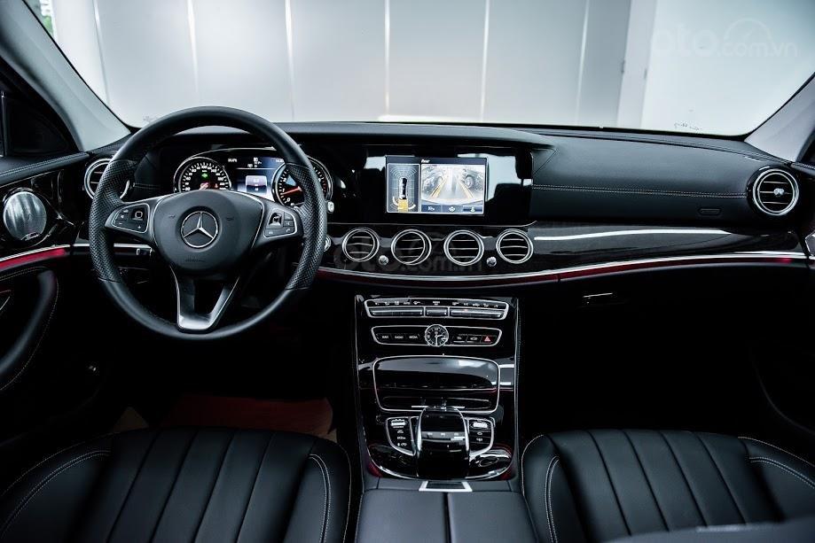 Bán xe Mercedes-benz E250, đăng ký 2018, màu đen/trắng/xanh/nâu, chỉ 2% thuế trước bạ-3