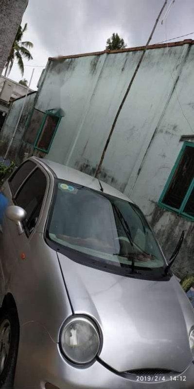 Chính chủ bán xe Chery QQ3 đời 2010, màu bạc (3)