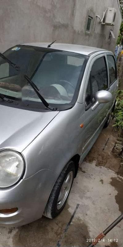 Chính chủ bán xe Chery QQ3 đời 2010, màu bạc (1)