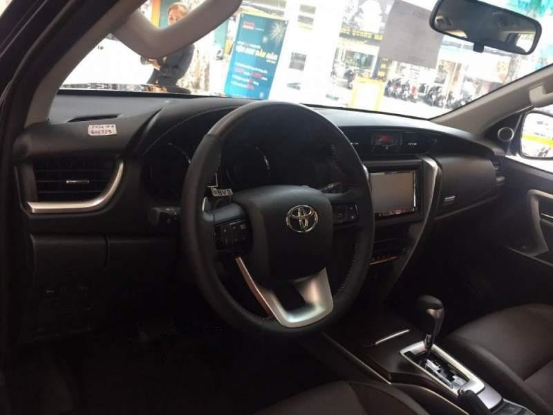 Bán ô tô Toyota Fortuner 2.7V AT đời 2019, máy xăng-2