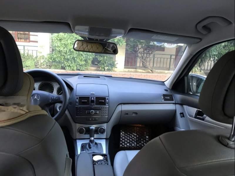 Cần bán gấp Mercedes C200 2008, màu trắng-3