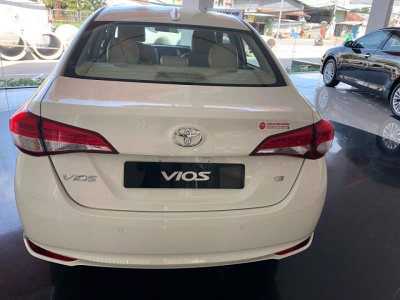 Bán ô tô Toyota Vios 1.5G AT 2019, màu trắng, mới 100%-2