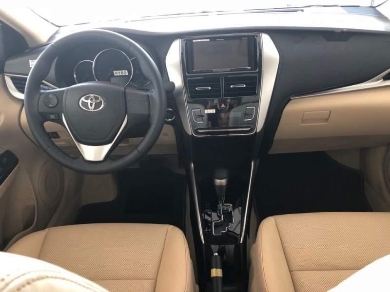 Bán ô tô Toyota Vios 1.5G AT 2019, màu trắng, mới 100%-3