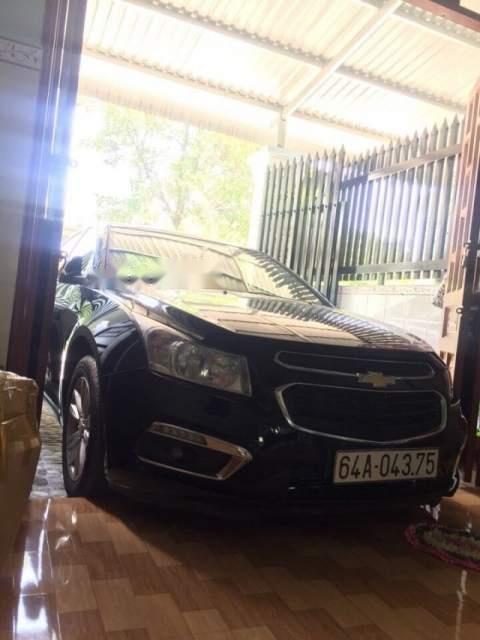 Cần bán lại xe Chevrolet Cruze 2017, màu đen, nhập khẩu nguyên chiếc-0