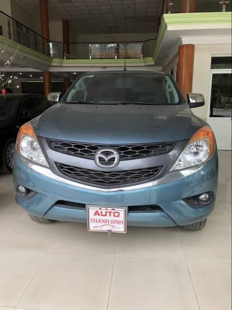 Cần bán gấp Mazda BT 50 sản xuất năm 2015, xe nhập còn mới-1