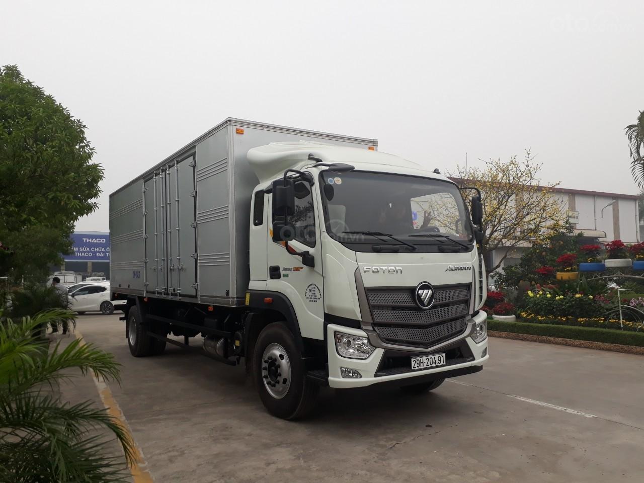 Xe tải Thaco Auman C160.E4 tải trọng 9.1 tấn Trường Hải ở Hà Nội-2