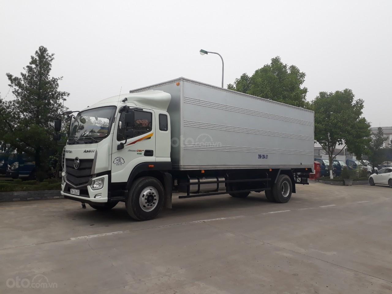 Xe tải Thaco Auman C160.E4 tải trọng 9.1 tấn Trường Hải ở Hà Nội-3