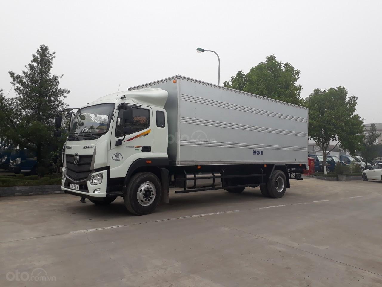 Xe tải Thaco Auman C160.E4 tải trọng 9.1 tấn Trường Hải ở Hà Nội-0