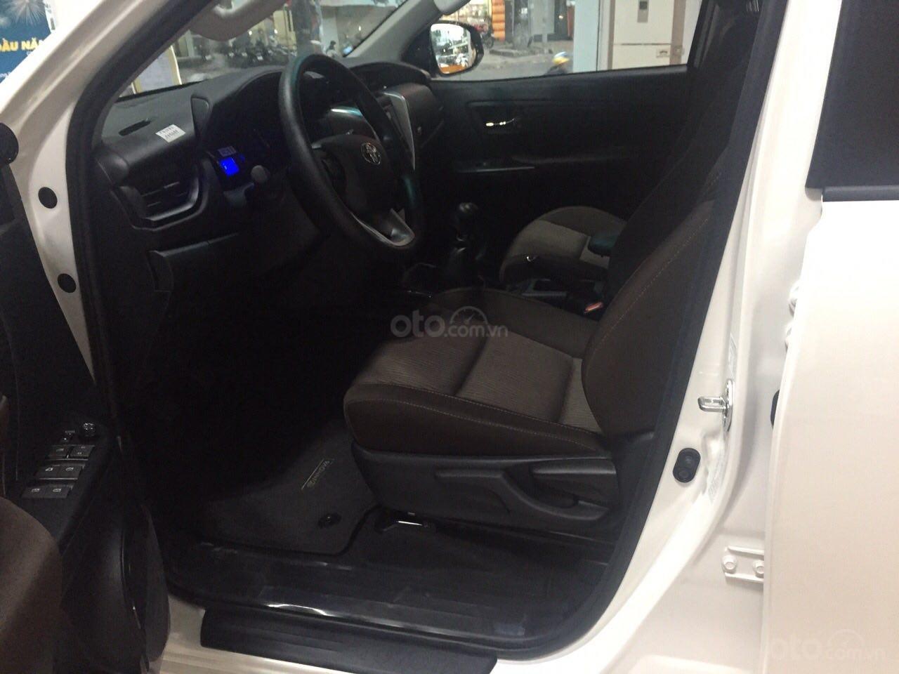 Fortuner 2.4G MT 2019, màu trắng, xe nhập, giao ngay tại Toyota An Thành-2