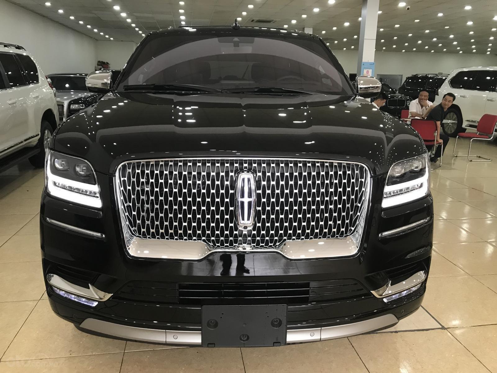 Bán Lincoln Navigator Black Label 2019, màu đen, nhập Mỹ, mới 100%, xe giao ngay. LH: 0906223838-0