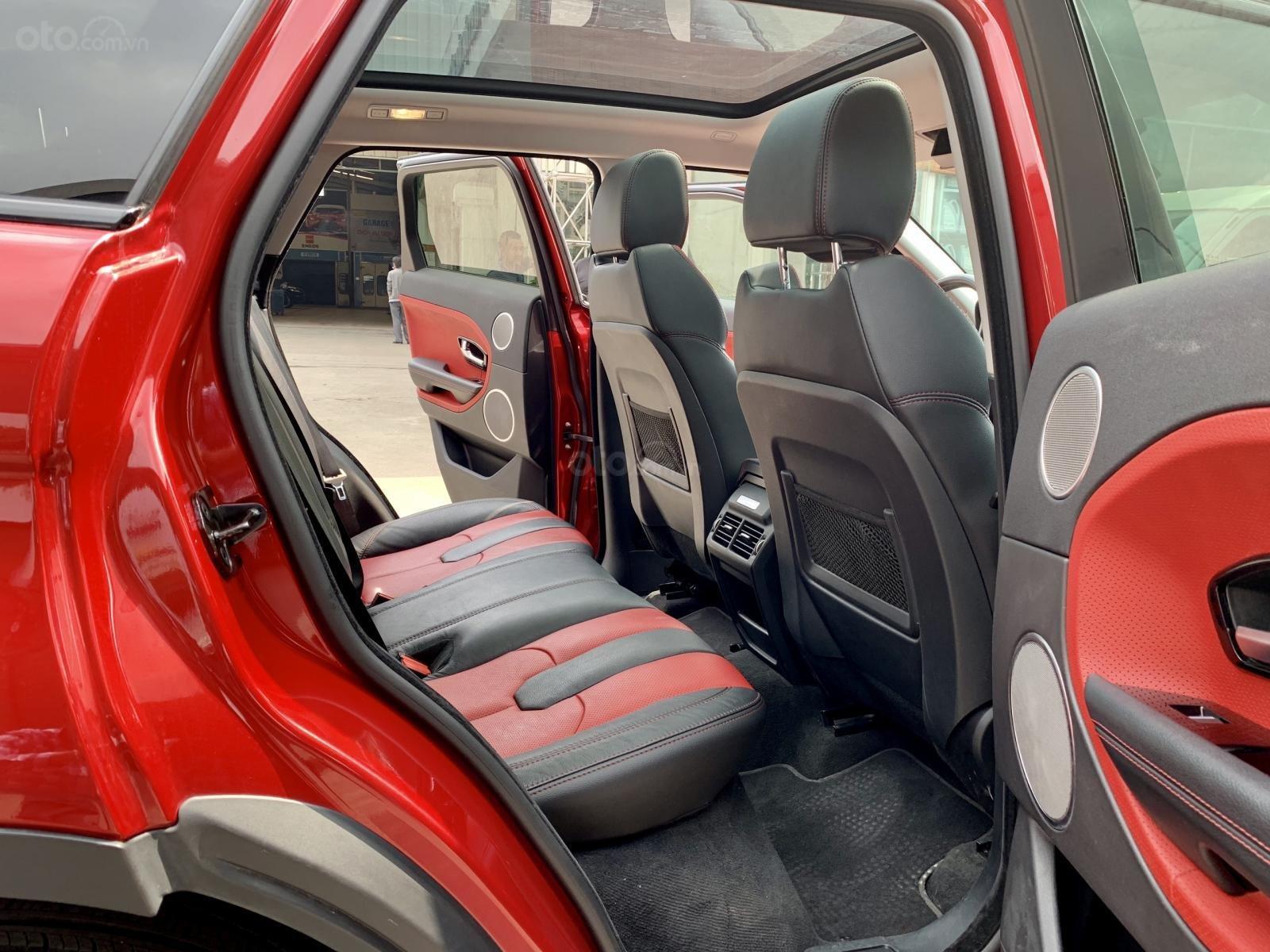 Cần bán LandRover Evoque Dynamic đời 2016, màu đỏ, nhập khẩu-4