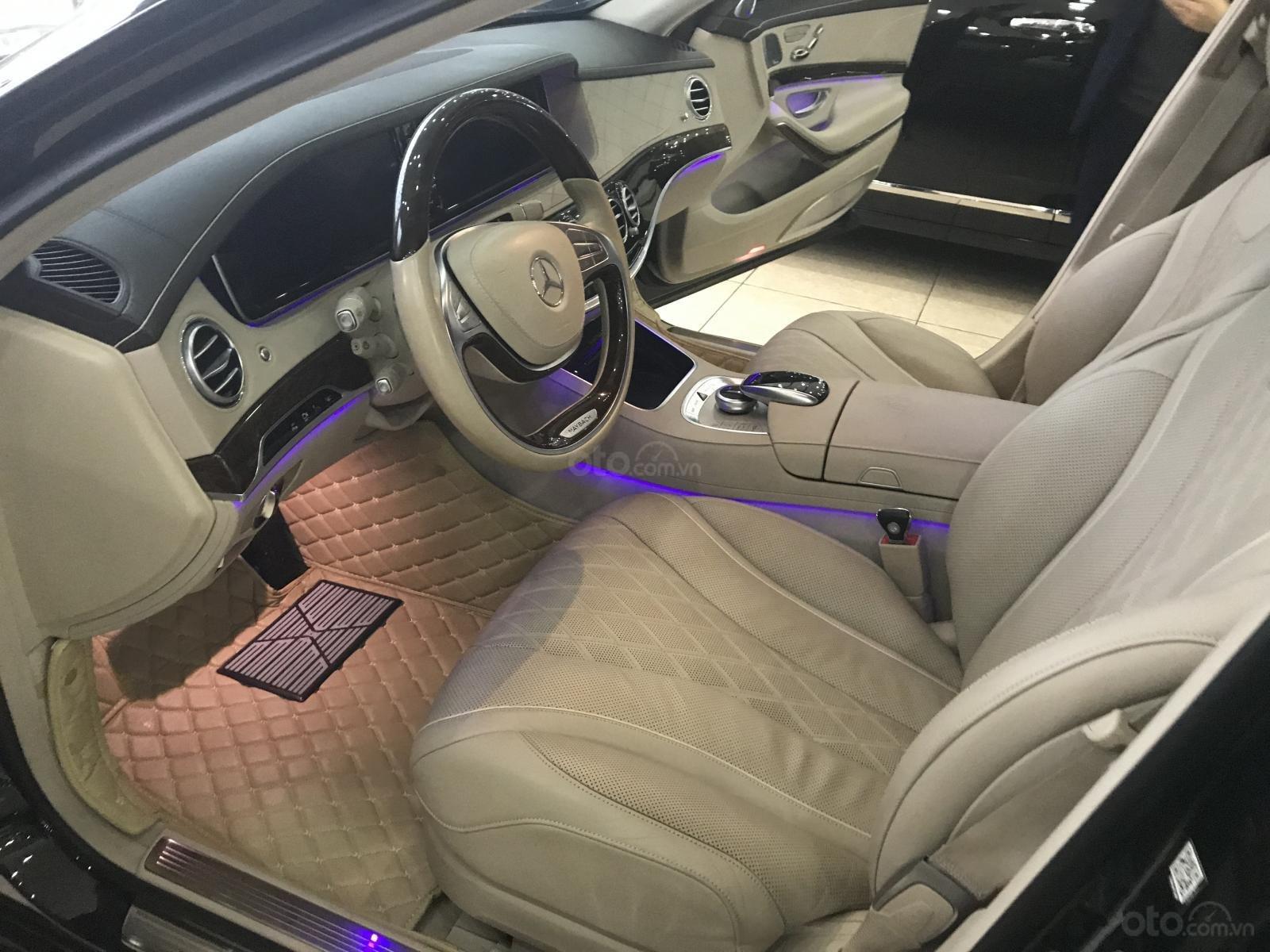 Bán Mercedes Maybach S450 sản xuất 2017, đăng ký 2018, xe chạy cực ít, siêu mới, LH: 0906223838-9