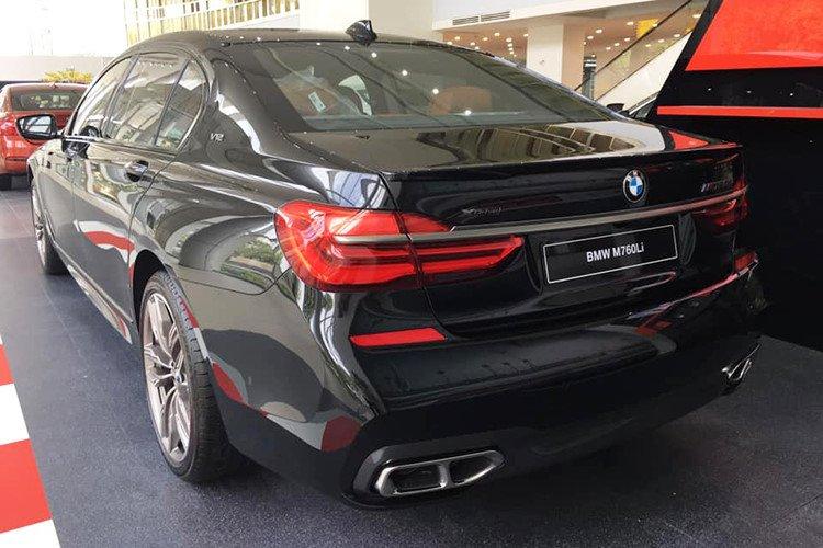 BMW M760Li 2019 chính hãng có giá lăn bánh lên tới hơn 14 tỷ đồng - Ảnh 1.