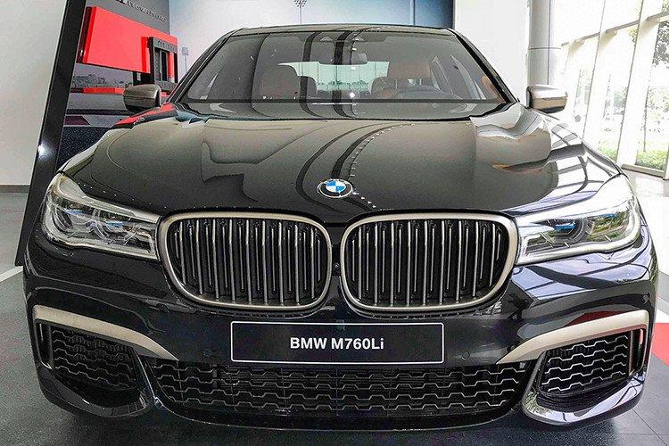 BMW M760Li 2019 chính hãng có giá lăn bánh lên tới hơn 14 tỷ đồng - Ảnh 4.