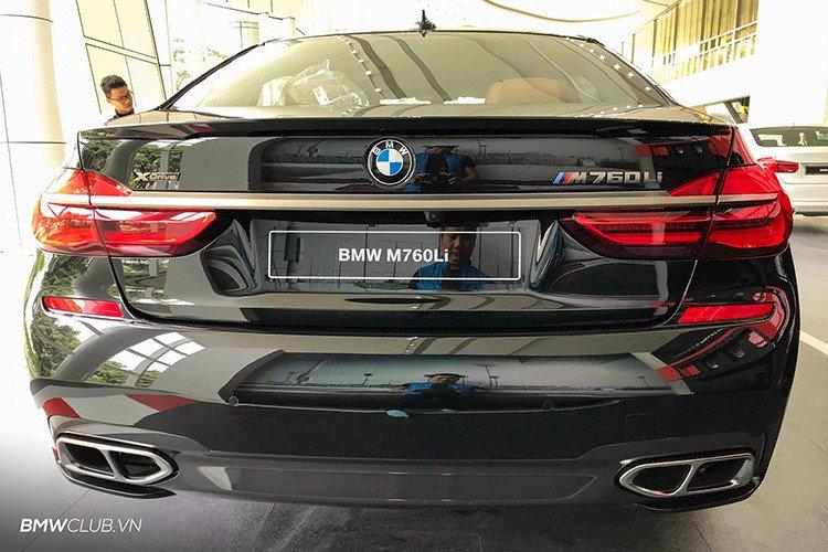 BMW M760Li 2019 chính hãng có giá lăn bánh lên tới hơn 14 tỷ đồng - Ảnh 3.