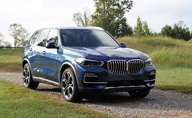 Top 10 xe có động cơ tốt nhất năm 2019: BMW X5 2019 đảm bảo chất lượng