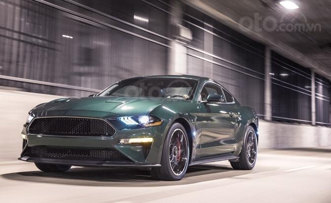Top 10 xe có động cơ tốt nhất năm 2019: Ford V8 đa dạng sức mạnh
