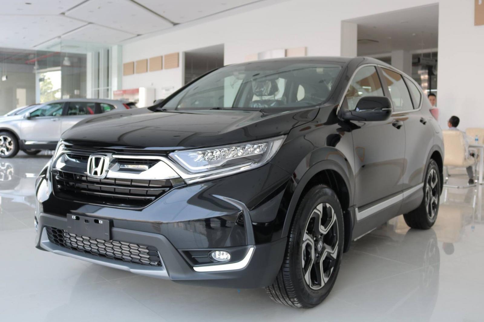 Honda CR-V giảm giá sau tết 2019