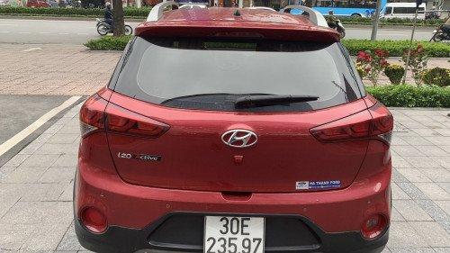 Bán nhanh chiếc Hyundai i20 1.4 AT năm 2016 xe chính chủ, giá thấp, còn mới (15)