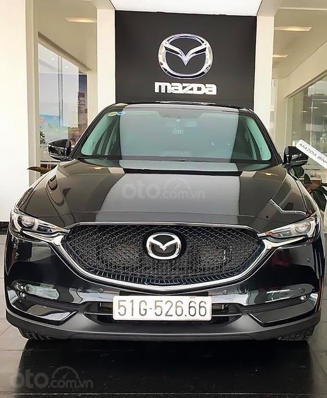 Bán ô tô Mazda CX 5 2.0 AT sản xuất 2018, màu đen-1
